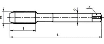 Tarod DIN 5156